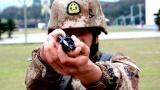 Стреляющий нож в Китае