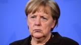 Меркель последний раз держала речь на публике