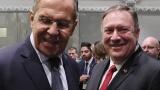 Лавров и Помпео встретятся в Вашингтоне