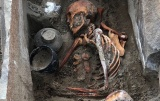Мумию I века до н. э нашли в Туве